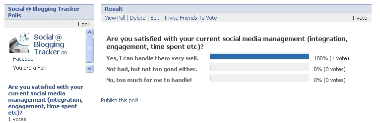 customize poll for fan page Get More Facebook Fan#6