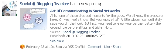 rss graffiti Get More Facebook Fan#6