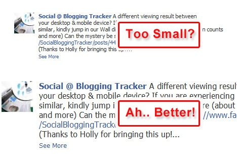16+ Facebook Tips You Don't Want to Miss! | Social @ Blogging Tracker